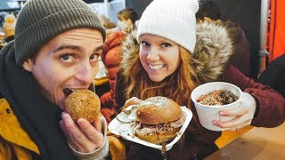 DELICIOUS FOOD FESTIVAL IN BATH, ENGLAND! - The Endless Adventure