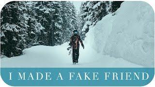 I MADE A FAKE FRIEND  | THE MICHALAKS
