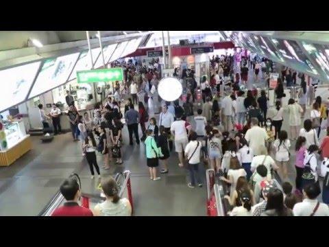 Bangkok Metro: National Anthem of Thailand