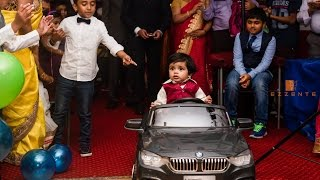 Aarav Arun 1st Birthday Highlights
