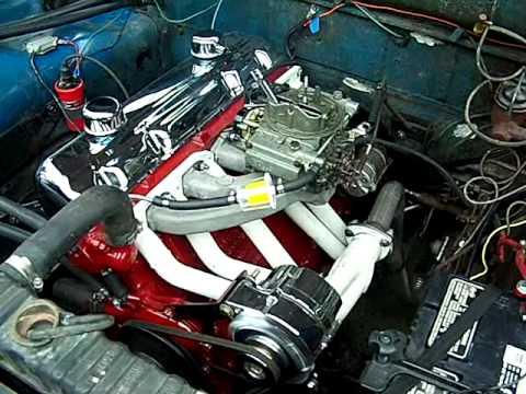 Hei Wiring Diagram Trailer Brake Box 1969 D100 Slant Six Cam Break In. - Youtube