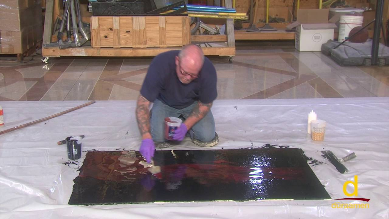Metallic Epoxy Coatings for Hair Salons, Tattoo Parlors & Child Care Centers