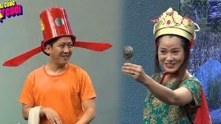 Thái giám Trường Giang tấu hài cùng Hoàng hậu Lâm Vỹ Dạ | Hài mới 2018 [Full HD]