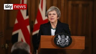 How serious is the threat to Theresa May