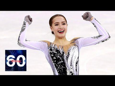 Российские фигуристки дважды побили мировой рекорд! 60 минут