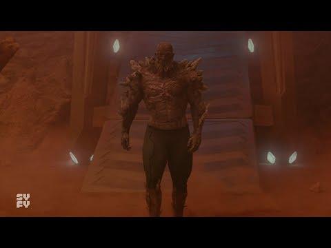 Krypton Season 2 Episode 9 | S2 E9 Doomsday Vs Seg Army Blood Fight