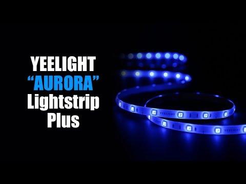 YEELIGHT AURORA Smart Lightstrip Plus | Finally Extendable!