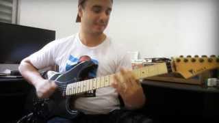 Cacá Barros - New Metal Shred Solo Eagle Master Series STM 771