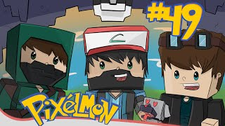 Minecraft: Pixelmon Mod SMP - THE HEIST! - Ep. 49