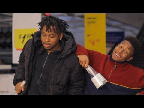 Soloin x Hughe$ -10k Freestyle (Official Music Video)
