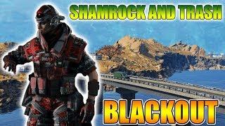 BLACKOUT // SHAMROCK & AWE // 829 WINS! // NEW UPDATE!!! // CoD // PS4