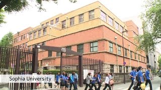 Sophia university PR-movie (Full)