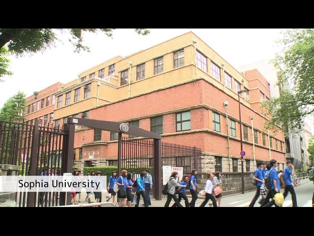 Sophia university PR-movie (Full)