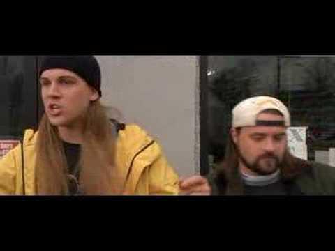 Jay & Silent (Cichy) Bob Strike Back (kontratakują) - Rap PL