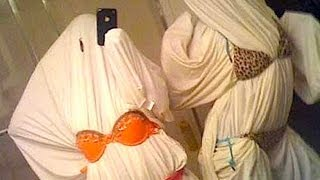 Sexy Ghost Costume, Pinsanity