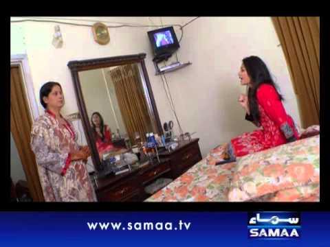Interrogation March 03, 2012 SAMAA TV 2/4