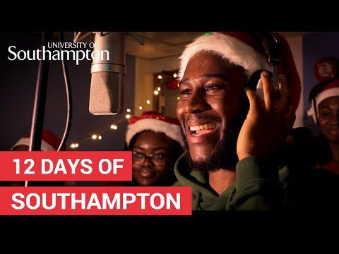 12 Days of Christmas   University of Southampton