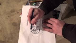 Самодельная ленточная пила-2. Конструкция, расчеты, частичная разборка.(Вторая часть видео о самодельной ленточной пиле, изготовленной из подручных доступных материалов. Рассмот..., 2015-04-08T16:15:59.000Z)