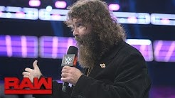 Mick Foley introduces Team Red's Cruiserweight division: Raw, Sept. 19, 2016