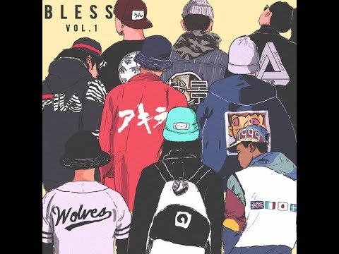 Inner Ocean Records Present: Bless Vol. 1 [Full BeatTape]