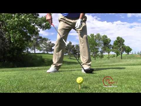 Golf Driver Tips: Proper Ball Position to Hit Up on the Ball