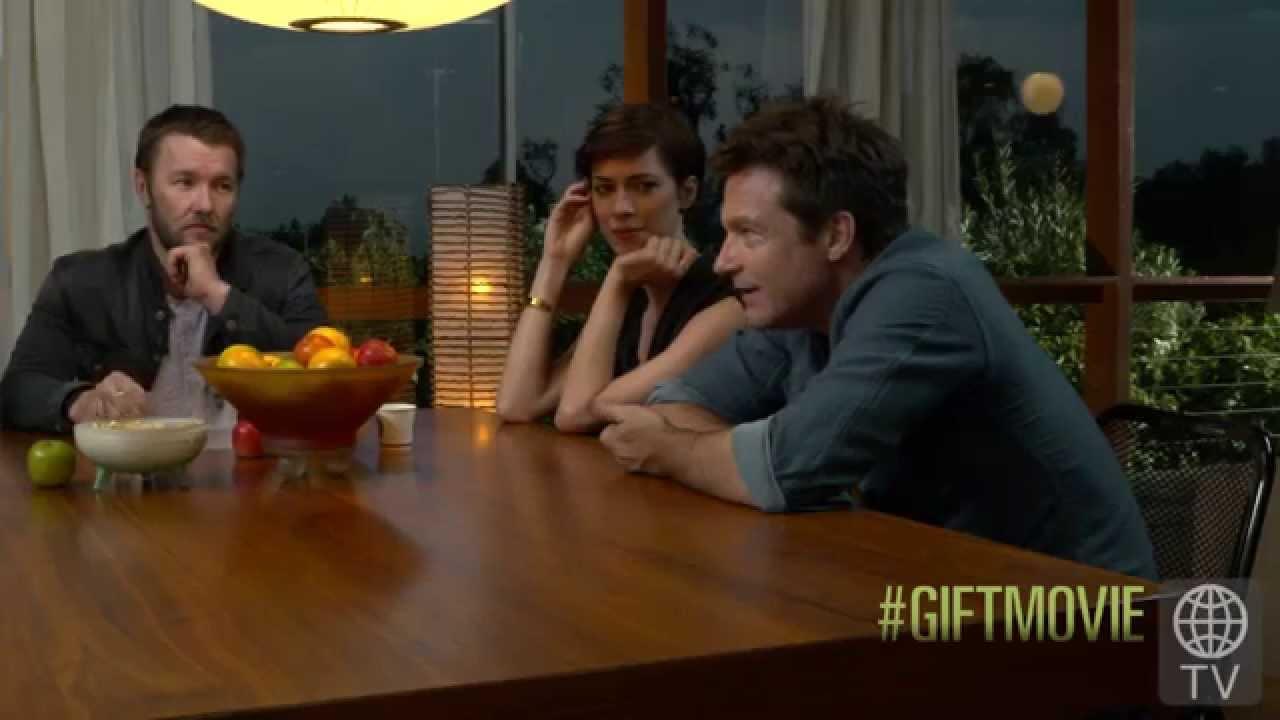 Jason Bateman, Joel Edgerton & Rebecca Hall talk THE GIFT with ...
