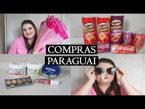 COMPRAS NO PARAGUAI E DUTY FREE DA ARGENTINA - COM VALORES