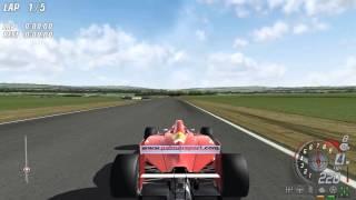 Toca Race Driver 3 - FORMULA 1 - TEST - GAMEPLAY - PC