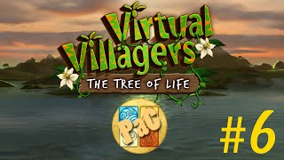 Virtual Villagers 4: Another Tigershunk Child! - Episode 6