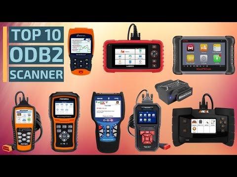 Top 10: Best ODB2 Scan Tools Of 2019 / ODB2 Scanner Bluetooth / Scan Tool / Car Repair