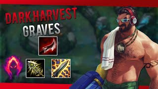 Graves Jungle Gameplay - Patch 9.19 (League of Legends Gameplay)