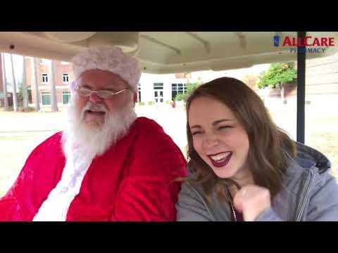 Reddie Rides Karaoke - Santa Claus