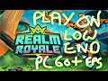 Realm Royale - Best Way to Increase FPS Guide