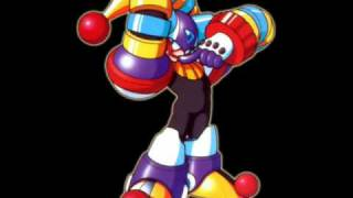 megaman 8 clown man theme (amusement park stage)