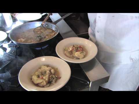 Classic Cod Fish Chowder