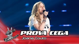 """Joana Couto - """"My Heart Will Go On""""   Blind Audition   The Voice Portugal"""