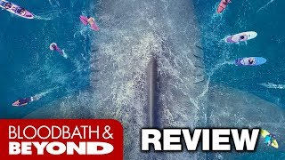 The Meg (2018) - Movie Review