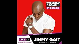 Jimmy Gait reveals why he shed tears on a live TV show