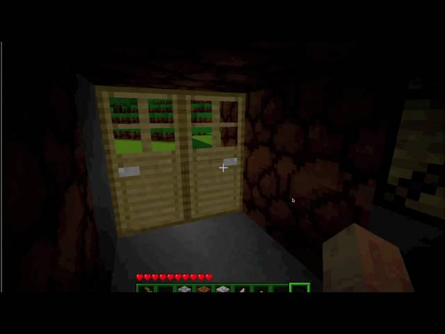 Lets Play Minecraft: Episode 1 :Part 2 of 2: A Good Start