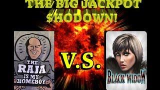 Raja Wins $2700 from 7 FREE Games On Black Widow!