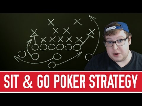6-max Hyper Turbos & Turbos - Sit & Go Strategy [Episode 1]