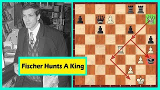 Bobby Fischer's Evans Gambit Led To A Wild King Hunt