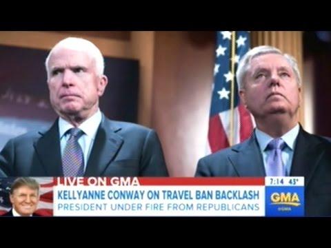 "President Trump Accuses Senators McCain And Graham Of ""ALWAYS LOOKING TO START WORLD WAR 3!"""