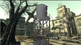 Tinaco Escenario para Videojuegos Free File