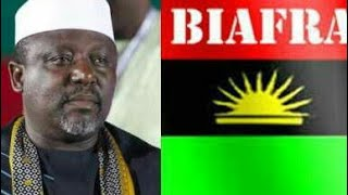 Rochas speaks on Biafra Agitation South East without seaport Katsina refinery  matters arising