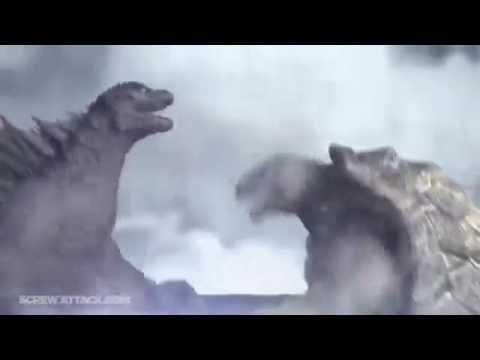 Death Battle - Godzilla VS Gamera 3D Animation
