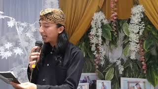 MC Pernikahan adat sunda bersama Indah Salon