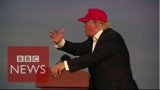 Can Trump 'trump' his US rivals? BBC News