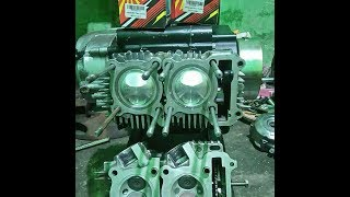 Download Video Heboh Jupiter 2 silinder 600cc suara moge MP3 3GP MP4