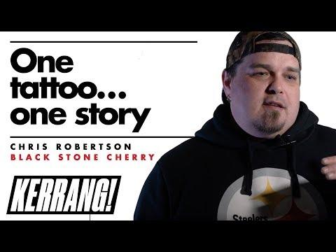 BLACK STONE CHERRY: One Tattoo, One Story